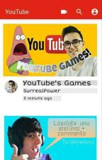 YouTube Games by Taetaes_Smile