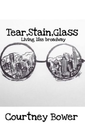 Tear,Stain,Glass by Nightmarebeforeskaro