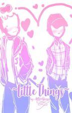 ~little things~ Jock! Pj x Nerd! Fresh [COMPLETED]*UNDER EDITING* by AltheeChann
