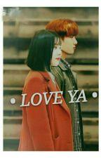 LOVE YA 💜 (Eunkook)  by rushBubble