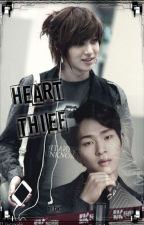 Heart Thief  || OnTae by Taemins_Chicken