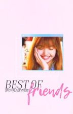 Best Of Friends by snowflakeyness