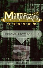 Unknown Emotions |Mystic Messenger| Saeran / Unknown by I_could_fake_it
