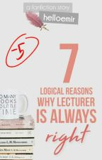 7 Logical Reasons Why Lecturer is Always Right | kth-psy by helloemir