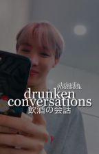 drunken conversations | myg + jhs by stalkerkun