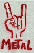 Rock and Metal Meme by Noemie666