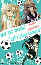 My Oc book by Lilka1415