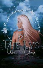 The Lys: White And Orange by zeinab_kxrx