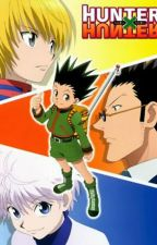 HunterXHunter X reader one shots! by Wannabe_Momo