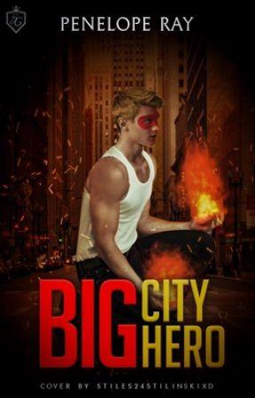 Big City Hero by peneloperaywrites