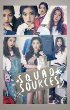Squadsources by Squadraphics