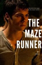 The Maze Runner - Thomas by ojoscolorpopo