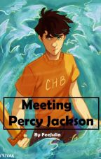 Meeting Percy Jackson by FeeJulia