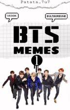 BTS memes by patata_7u7