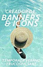 Creador de Banners e Icons by TrucosPicsArt