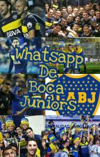 Whatsapp De Boca Juniors  by Dybala_Simeone