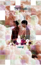 The Royals {SugaMon} by namin_
