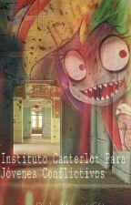 Instituto Canterlot Para Jóvenes Conflictivos by pinkamena853