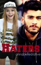 HATERS-(Zayn malik Ff) by cheekiness_of_me