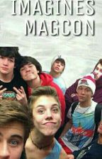 Imagines//New and Old Magcon by FlowersWar