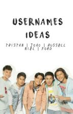 username ideas  by russniel