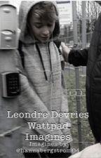 Leondre Devries imagines by hannabergstrom04