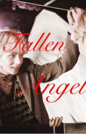 Fallen Angel | Taehyung   by void_nelly