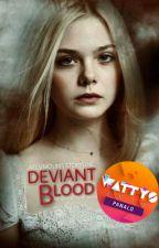 Deviant Blood by ateSimoun