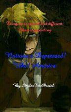 Nations x Depressed! Uke! America  by MadelynMcClain704