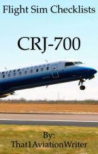 Flight Sim Checklists - CRJ-700 by That1AviationWriter