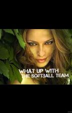 What's up with the softball team?!? by toriannasarusrex