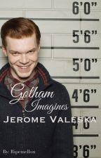 (Gotham) Jerome Valeska Imagines by Ripemellon