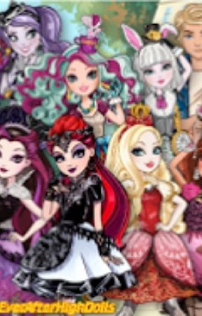 Ever After High Imagines by crowlandpurple123