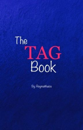 The TAG book by ReyMatthaios