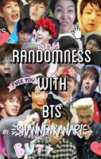Randomness with Bts by jeungguks