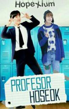 Profesor HoSeok. ↪ Vhope by HopeXium