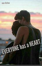 Everyone Has A Heart.  by xskyrockx