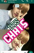 ||BTS CHATS||•Whatsapp• by LxVeTaenie