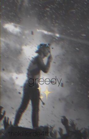 Greedy :: Josh Dun, tøp by thekillerde4th