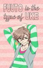 Fuuto is the type of Uke. by Cxphart-