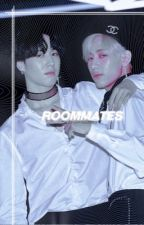 roommates || yugbam by ainananah456