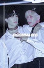 roommates || yugbam by ainananah456