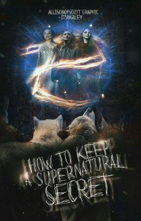 How to keep a supernatural secret.  by -itsharley