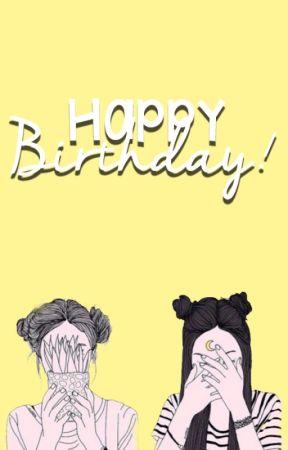 Happy Birthday! ➳ SeokSook/2Nam by _NamKyu