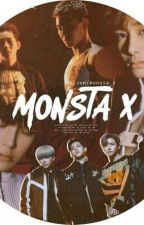 "Менеджер ""Monsta X"" by Avrora012345"