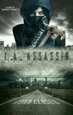 La Assassin  by XxShadoHuntressXx