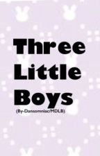 Three little boys (mdlb) by dansomniac