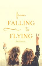 From Falling to Flying  [13 Reasons Why Contest] by kacykrypton