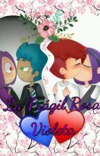 ♥ La Frágil Rosa Violeta ♥  by KuroFantasy