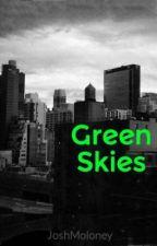 Green Skies by JoshMoloney